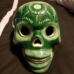 Sugar skull decor